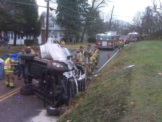 Bethel Township Hose Company No 1 Engine Rescue Delaware