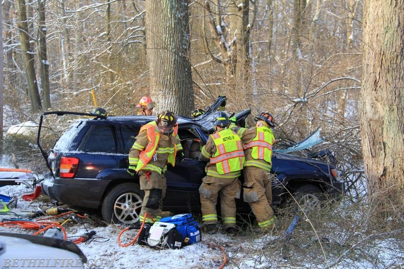 Accident With Entrapment On Foulk Road Bethel Fire Company