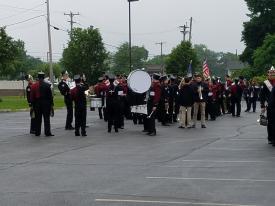 Garnet Valley High School Marching Band